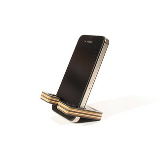 WOOD STANCE Phone Stand LIGHT schwarz